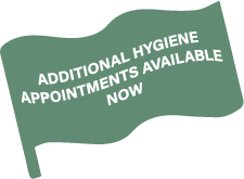 Additional hygiene appointments icon